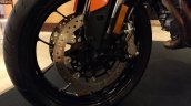 Ktm 790 Duke Front Wheel Close View
