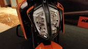 Ktm 790 Duke Headlamp Close View