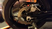 Ktm 790 Duke Rear Wheel Close View