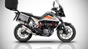 Ktm 390 Adventure With Accessories Watermarked 2b1