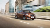 2018 Datsun Go Facelift Front Three Quarters 1