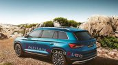 Indian Spec Skoda Kodiaq Scout Exterior Brochure