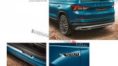 Indian Spec Skoda Kodiaq Scout Rear Three Quarters