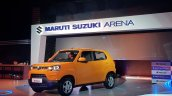 Maruti S Presso Front Three Quarters Launch
