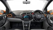 Tata Tiago With Fully Digital Instrument Cluster I