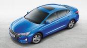2019 Hyundai Elantra Facelift Exteriors