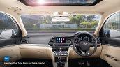 2019 Hyundai Elantra Facelift Interior 2