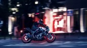 2020 Yamaha Mt 03 Action Shots Right Side