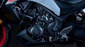 2020 Yamaha Mt 03 Details Engine Left Side