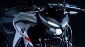 2020 Yamaha Mt 03 Details Headlight Close Up