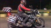 Ktm 390 Adventure Spied During Night Test Right Si