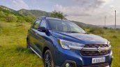 Maruti Xl6 Test Drive Review Images Front Angle 8