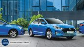 2019 Hyundai Elantra Facelift 53ec
