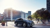 2019 Lexus Rx L Facelift Front Three Quarters 126f