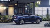 2019 Lexus Rx L Facelift Rear Three Quarters 38dc