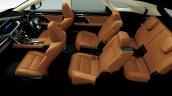 2019 Lexus Rx L Facelift Rx450hl Cabin 1e33