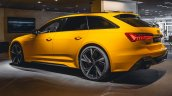 2020 Audi Rs 6 Avant Vega Yellow 1