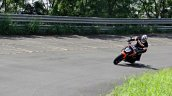 Ktm 790 Duke First Ride Review Action Shots Corner