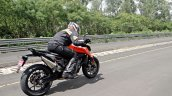 Ktm 790 Duke First Ride Review Action Shots Right