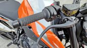 Ktm 790 Duke First Ride Review Details Brake Lever