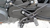 Ktm 790 Duke First Ride Review Details Chain Cover