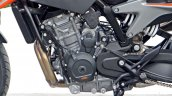 Ktm 790 Duke First Ride Review Details Engine Left