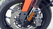 Ktm 790 Duke First Ride Review Details Front Brake