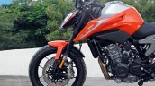 Ktm 790 Duke First Ride Review Details Front Close
