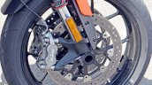 Ktm 790 Duke First Ride Review Details Front Disc