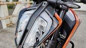 Ktm 790 Duke First Ride Review Details Headlight C