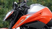 Ktm 790 Duke First Ride Review Details Tank Left S