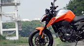 Ktm 790 Duke First Ride Review Profile Front Half