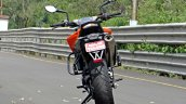 Ktm 790 Duke First Ride Review Profile Rear