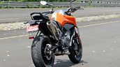 Ktm 790 Duke First Ride Review Right Rear Quarter