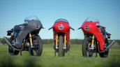 Royal Enfield Continental Gt Nought Tea Gt All Thr