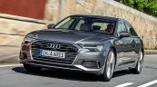 2019 Audi A6 Front View