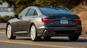 2019 Audi A6 Rear View Iab