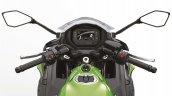 2020 Kawasaki Ninja 650 Cockpit