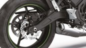2020 Kawasaki Ninja 650 Rear Disc And Swingarm