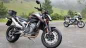 Ktm 790 Duke R Spied Right Front Quarter