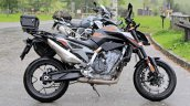 Ktm 790 Duke R Spied Right Side