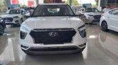 2020 Hyundai Ix25 2020 Hyundai Creta Fornt 2ea2
