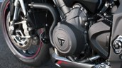 2020 Triumph Street Triple Rs Engine