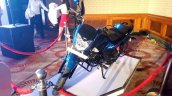 Hero Splendor Ismart 110 Launch Front Live Pic
