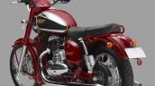 Jawa 300 Rear Left Quarter Press Image 8cf1