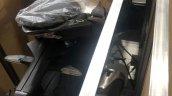Kawasaki Z H2 Spied Rear