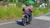 Ktm 250 Adventure Spied Rear