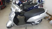 2017 Suzuki Access 125 Bsiv At Dealership Front Th