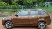 2018 Datsun Go Facelift Profile Efd7