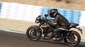 2020 Triumph Street Triple Rs Action Shots Left Si